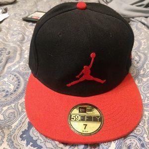 Jordan new era hat